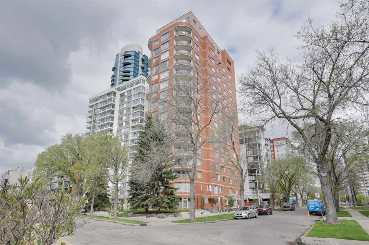 Main Photo: 402 10010 119 Street in Edmonton: Zone 12 Condo for sale : MLS®# E4137337