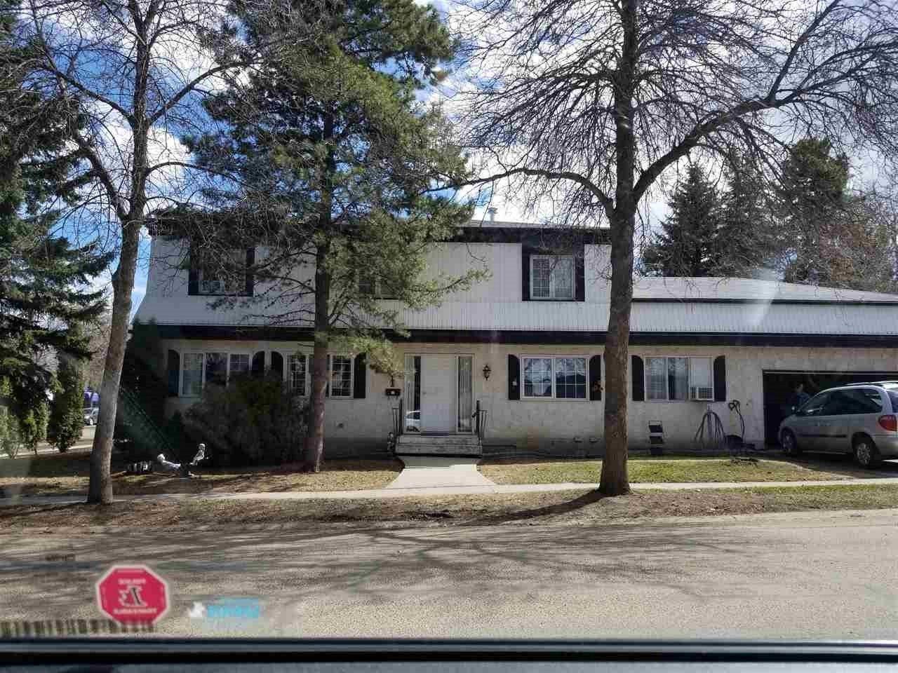 Main Photo: 1 GOODRIDGE Drive: St. Albert House for sale : MLS®# E4137569