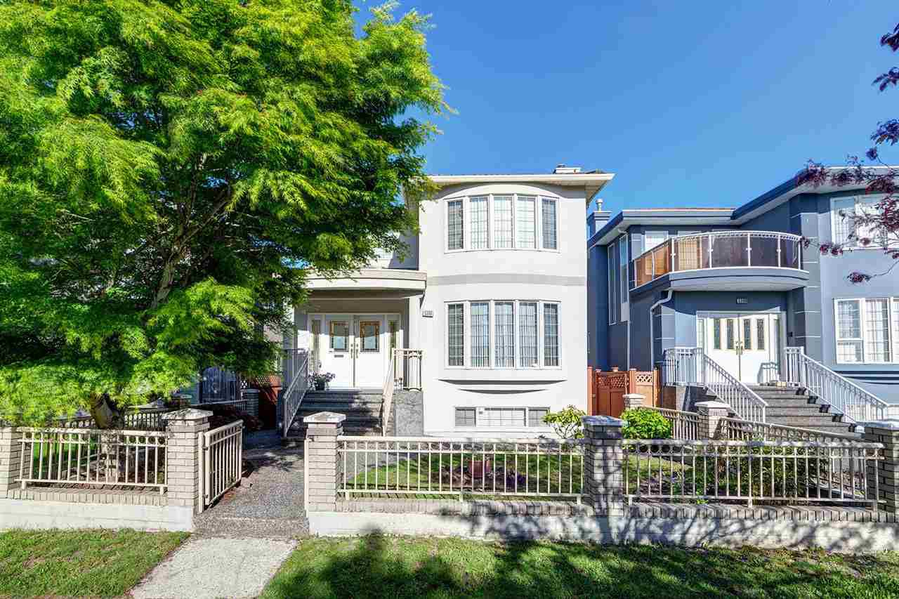 Main Photo: 5388 BRUCE Street in Vancouver: Victoria VE House for sale (Vancouver East)  : MLS®# R2367846