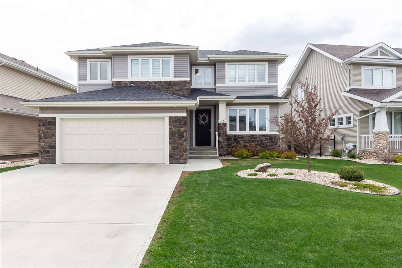 Main Photo: 49 LINCOLN Green: Spruce Grove House for sale : MLS®# E4158511