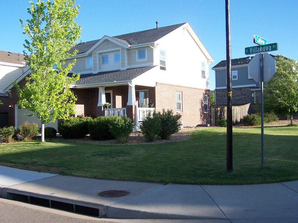 Main Photo: 20322 E. Villanova Place in Aurora: House for sale : MLS®# 1195297