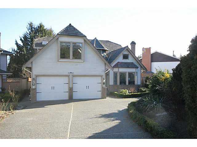 """Main Photo: 428 55A Street in Tsawwassen: Pebble Hill House for sale in """"PEBBLE HILL"""" : MLS®# V1046466"""