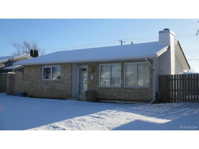 Main Photo: 486 Dowling Avenue East in WINNIPEG: Transcona Residential for sale (North East Winnipeg)  : MLS®# 1429027