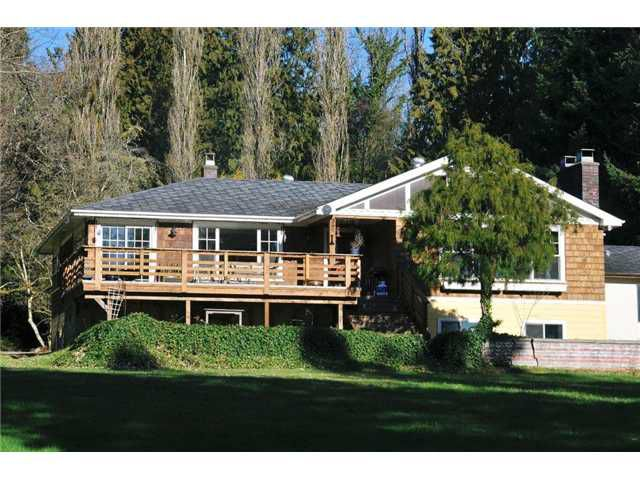 """Main Photo: 26491 98TH Avenue in Maple Ridge: Thornhill House for sale in """"THORNHILL"""" : MLS®# V1098207"""