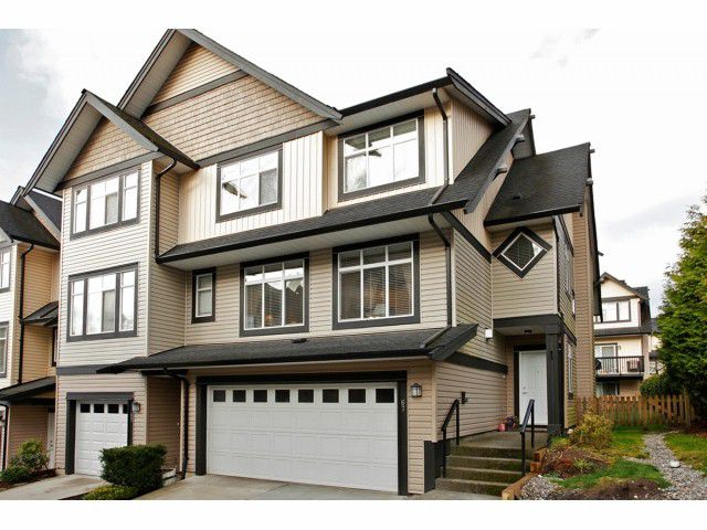 "Main Photo: 67 19932 70TH Avenue in Langley: Willoughby Heights Townhouse for sale in ""Summerwood"" : MLS®# F1429901"