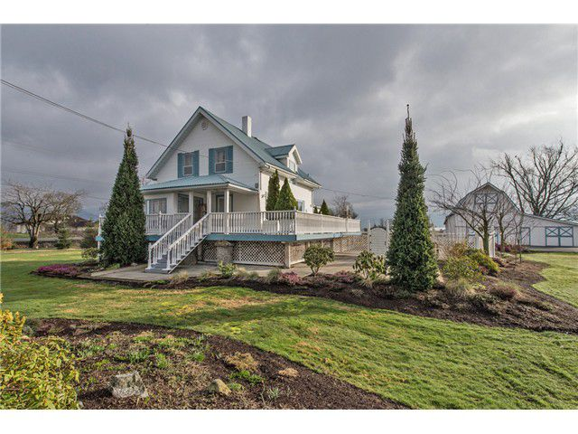 Main Photo: 778 SUMAS Way in Abbotsford: Central Abbotsford House for sale : MLS®# F1433210