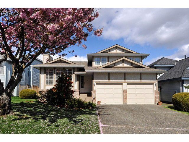 Main Photo: 2417 COLONIAL Drive in Port Coquitlam: Citadel PQ House for sale : MLS®# V1116760