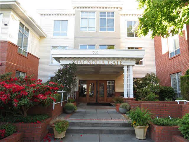 "Main Photo: 227 383 E 37TH Avenue in Vancouver: Main Condo for sale in ""MAGNOLIA GATE"" (Vancouver East)  : MLS®# V1120105"