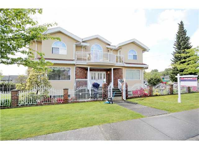 Main Photo: 5220 VENABLES Street in Burnaby: Parkcrest House for sale (Burnaby North)  : MLS®# V1121739