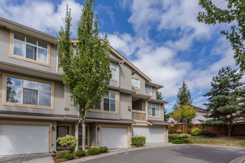 "Main Photo: 9 14959 58 Avenue in Surrey: Sullivan Station Townhouse for sale in ""Skylands"" : MLS®# R2005945"