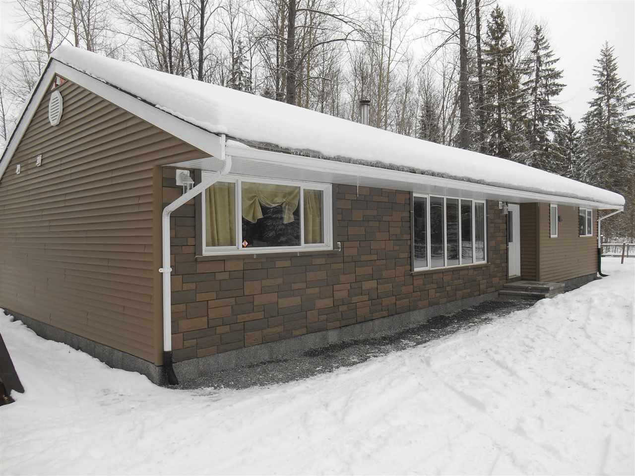 Main Photo: 4700 SALMON VALLEY Road in Prince George: Salmon Valley House for sale (PG Rural North (Zone 76))  : MLS®# R2032966