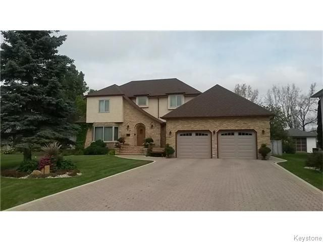 Main Photo: 87 RIVER ELM Drive in West St Paul: West Kildonan / Garden City Residential for sale (North West Winnipeg)  : MLS®# 1608317