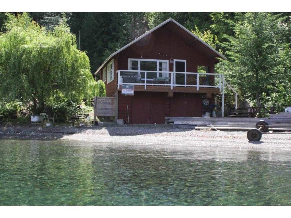 Main Photo: DL 8502 ANDERSON Lake in Pemberton: D'Arcy House for sale : MLS®# R2084110