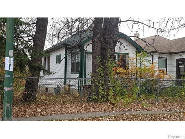 Main Photo: 155 Morier Avenue in Winnipeg: Residential for sale (2D)  : MLS®# 1627308