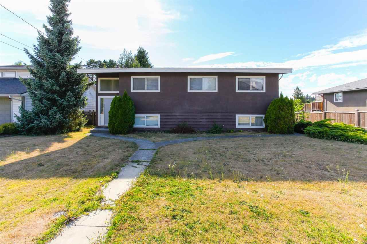 Main Photo: 334 LEROY STREET in Coquitlam: Central Coquitlam House for sale : MLS®# R2210687