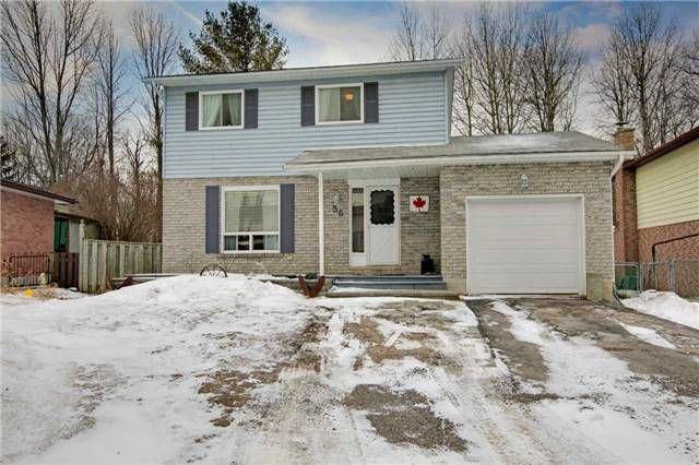 Main Photo: 36 West Street in Georgina: Sutton & Jackson's Point House (2-Storey) for sale : MLS®# N4029514