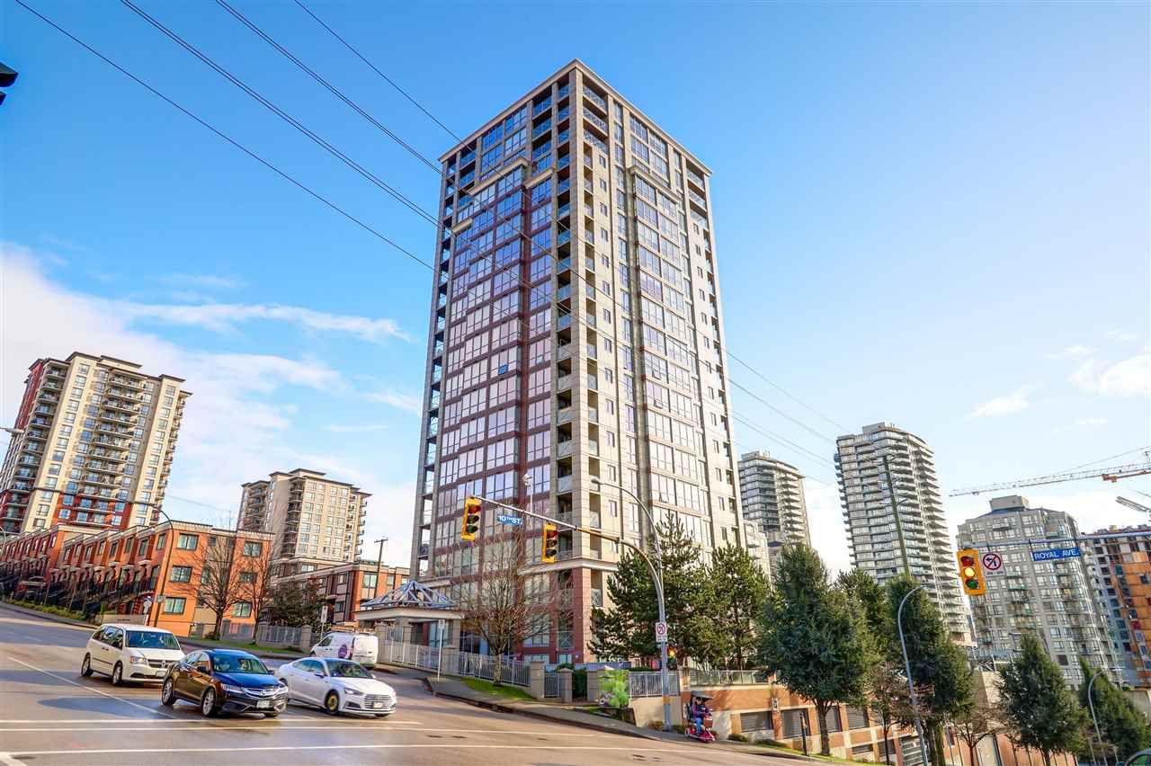 "Main Photo: 501 850 ROYAL Avenue in New Westminster: Downtown NW Condo for sale in ""THE ROYALTON"" : MLS®# R2240207"