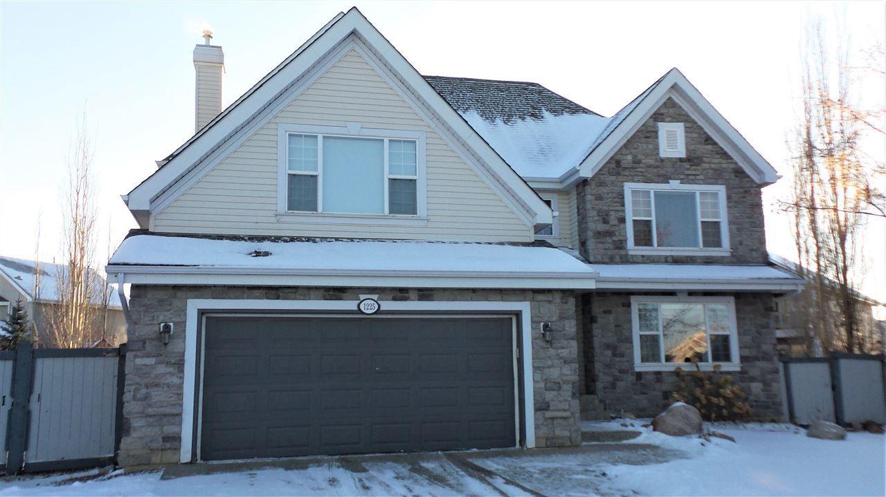 Main Photo: 1225 SUMMERSIDE Drive in Edmonton: Zone 53 House for sale : MLS®# E4112388