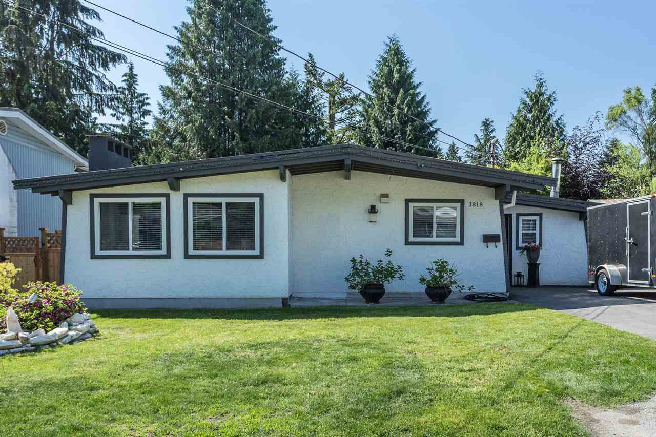 Main Photo: 1818 CHALMERS Avenue in Port Coquitlam: Oxford Heights House for sale : MLS®# R2273697