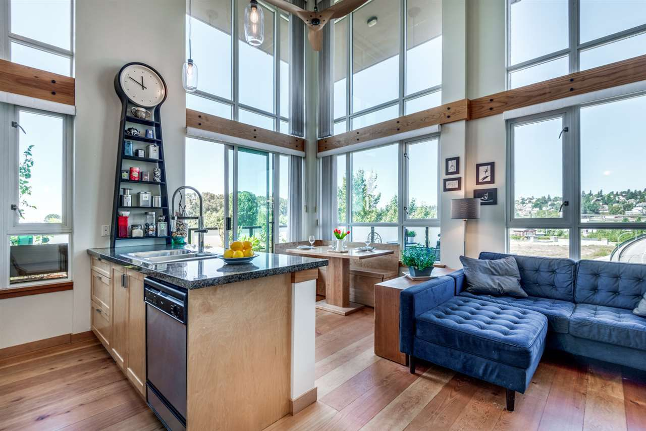 """Main Photo: 303 7 RIALTO Court in New Westminster: Quay Condo for sale in """"Murano Lofts"""" : MLS®# R2296886"""