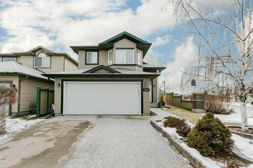 Main Photo: 20925 92A Avenue in Edmonton: Zone 58 House for sale : MLS®# E4137297