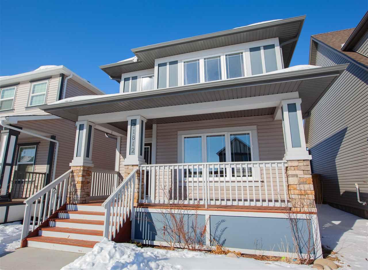 Main Photo: 21812 99 Avenue NW in Edmonton: Zone 58 House for sale : MLS®# E4146462