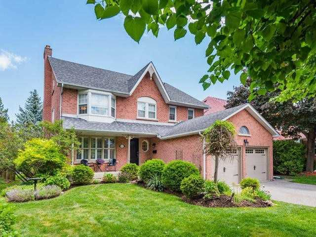Main Photo: 47 Hedgewood Drive in Markham: Unionville House (3-Storey) for sale : MLS®# N4392239