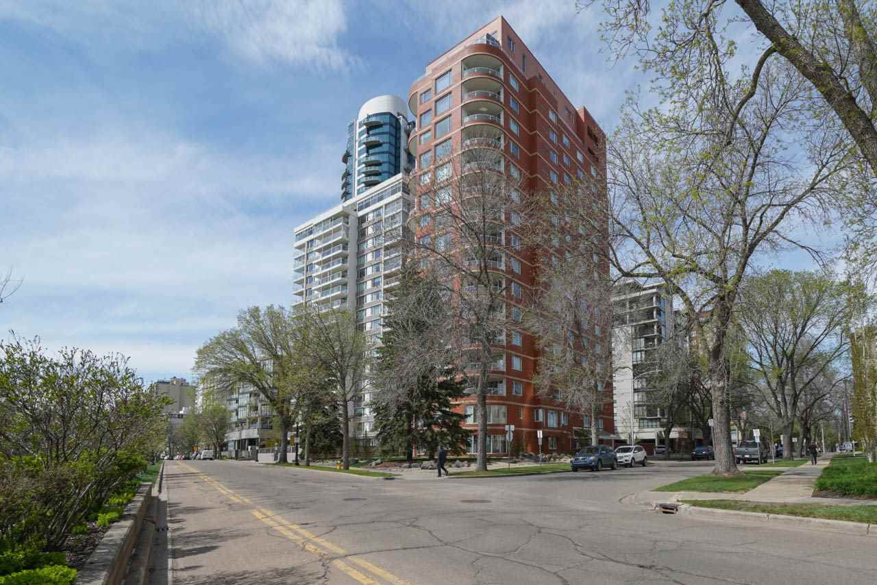 Main Photo: 601 10010 119 Street in Edmonton: Zone 12 Condo for sale : MLS®# E4157619