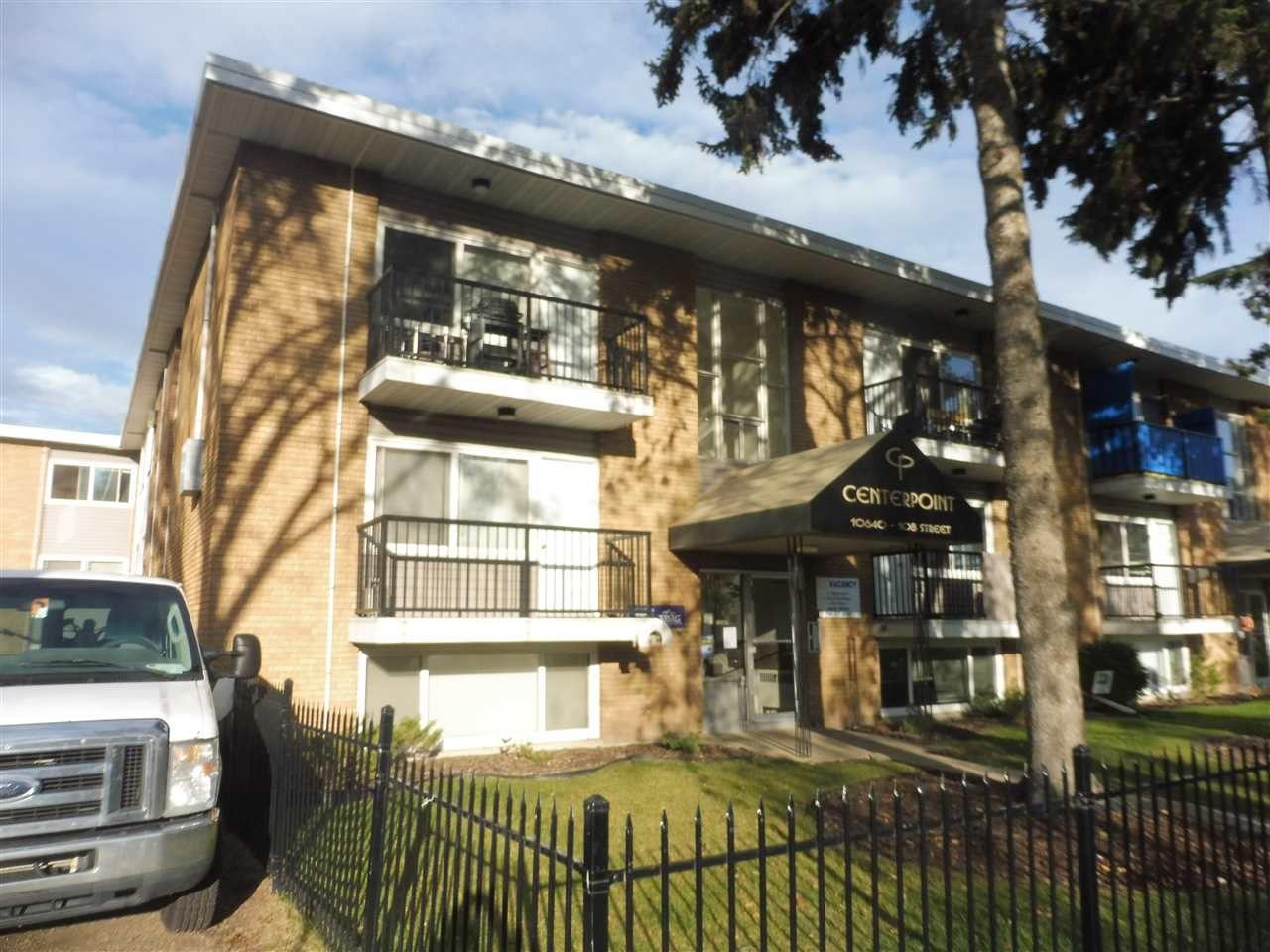 Main Photo: 35 10640 108 Street in Edmonton: Zone 08 Condo for sale : MLS®# E4161008