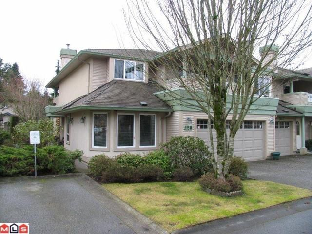 """Main Photo: 158 13888 70TH Avenue in Surrey: East Newton Townhouse for sale in """"Chelsea Gardens"""" : MLS®# F1104070"""