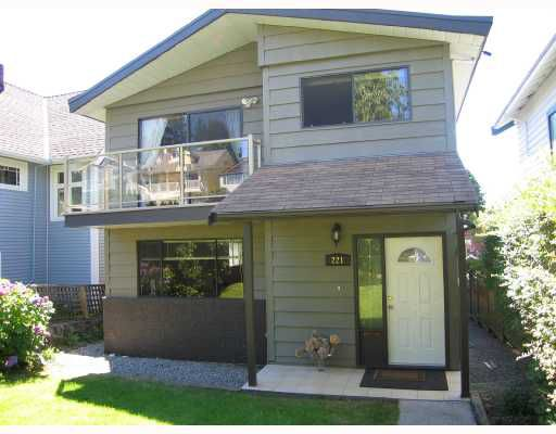 Main Photo: 221 E 28 Street in North Vancouver: Upper Lonsdale House for sale : MLS®# V661840