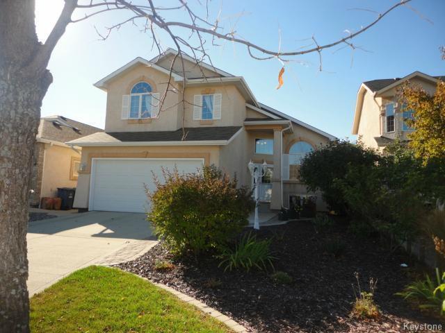 Main Photo: 66 Henry Dormer Drive in WINNIPEG: Windsor Park / Southdale / Island Lakes Residential for sale (South East Winnipeg)  : MLS®# 1425467
