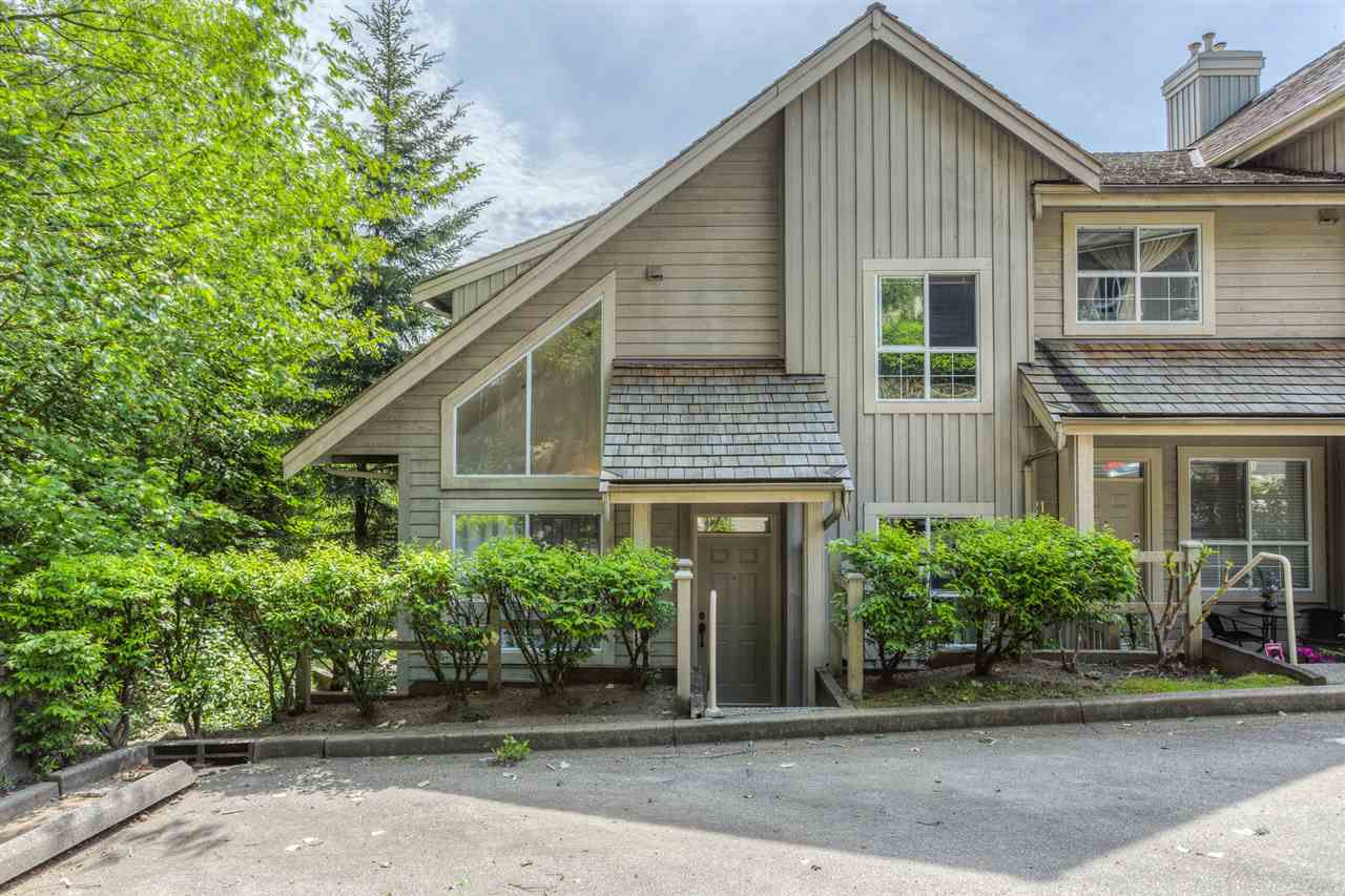 """Main Photo: 522 1485 PARKWAY Boulevard in Coquitlam: Westwood Plateau Townhouse for sale in """"SILVER OAK"""" : MLS®# R2064934"""