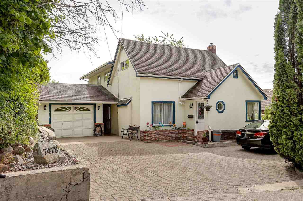 Main Photo: 7478 MURRAY Street in Mission: Mission BC House for sale : MLS®# R2068295