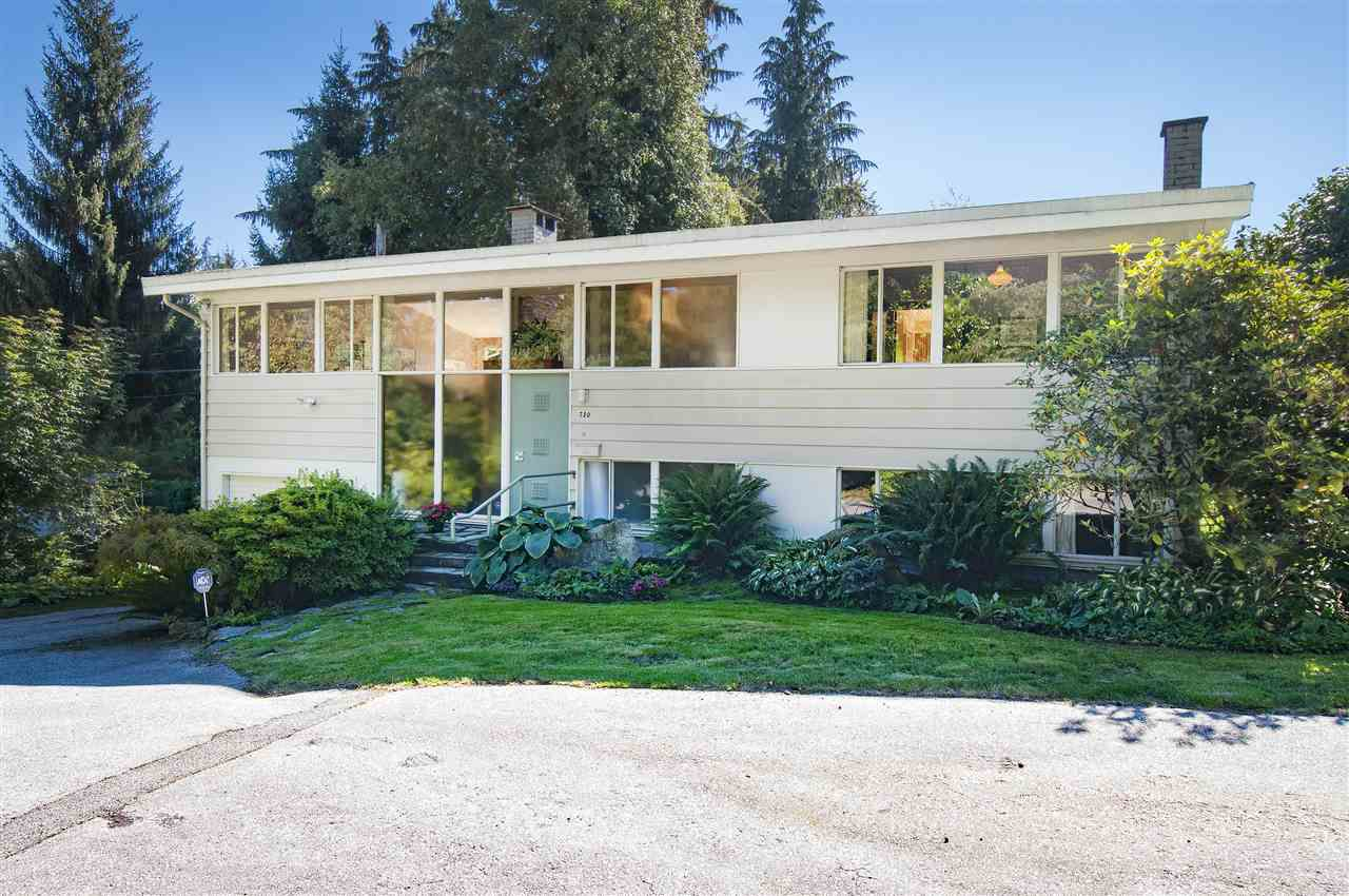 Main Photo: 730 ANDERSON Crescent in West Vancouver: Sentinel Hill House for sale : MLS®# R2110638