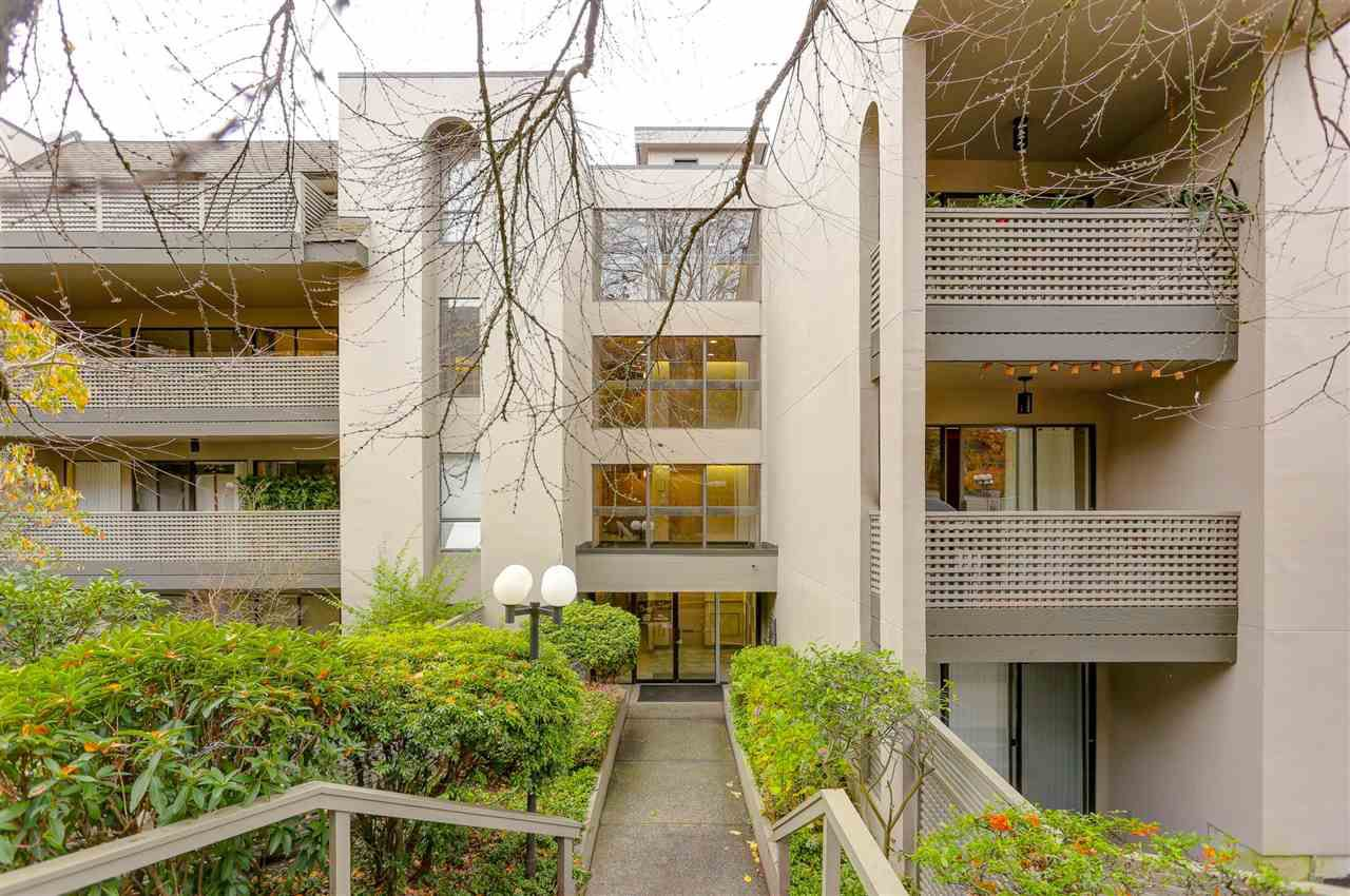 """Main Photo: 311 1955 WOODWAY Place in Burnaby: Brentwood Park Condo for sale in """"DOUGLAS VIEW"""" (Burnaby North)  : MLS®# R2118923"""