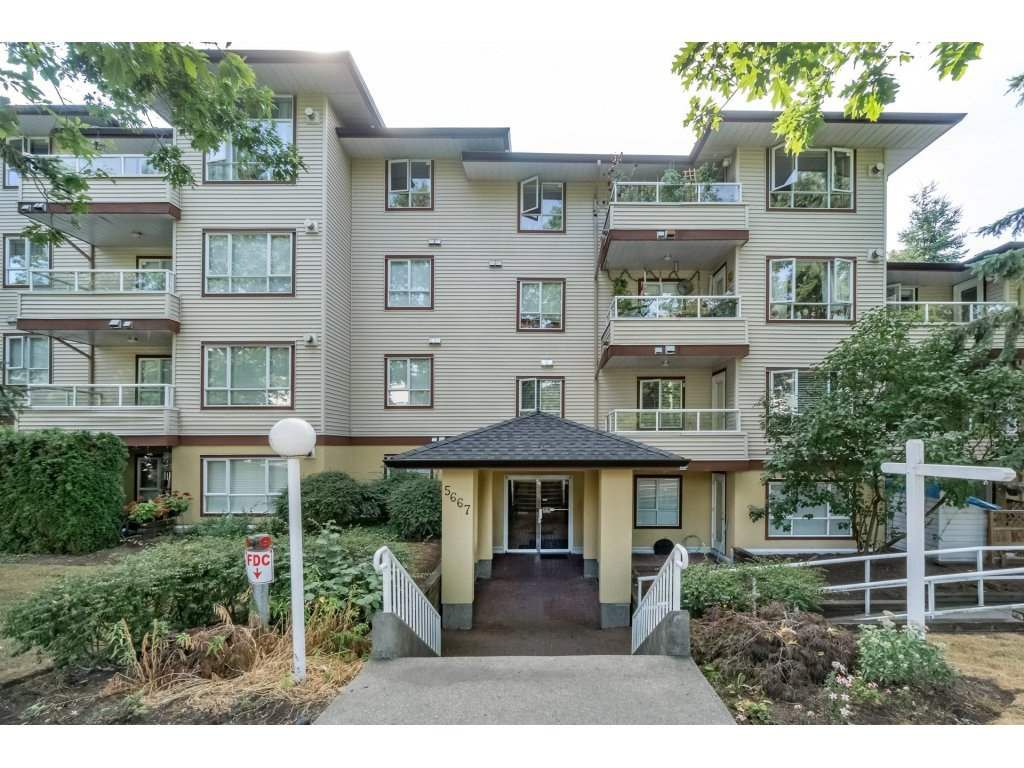 """Main Photo: 403 5667 SMITH Avenue in Burnaby: Central Park BS Condo for sale in """"COTTONWOOD SOUTH"""" (Burnaby South)  : MLS®# R2197576"""