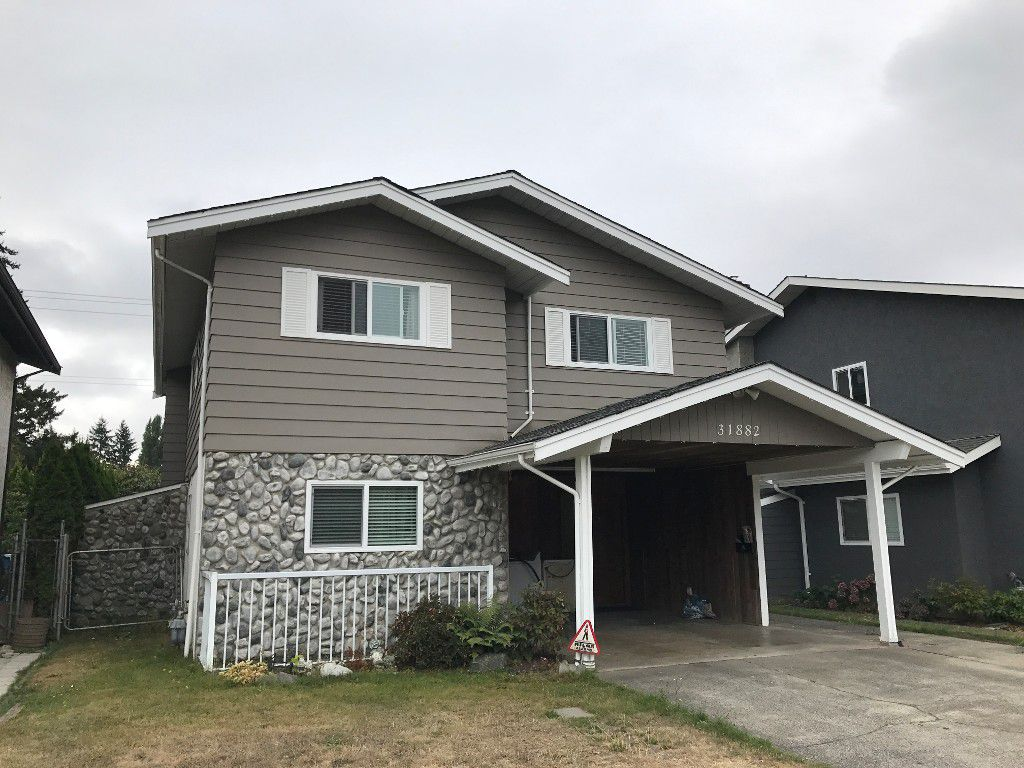 Main Photo: Upper 31882 Saturna Cr. in Abbotsford: Abbotsford West Condo for rent