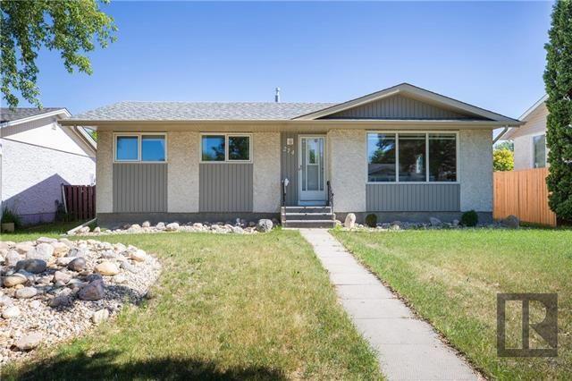 Main Photo: 274 Hazelwood Avenue in Winnipeg: Meadowood Residential for sale (2E)  : MLS®# 1821001