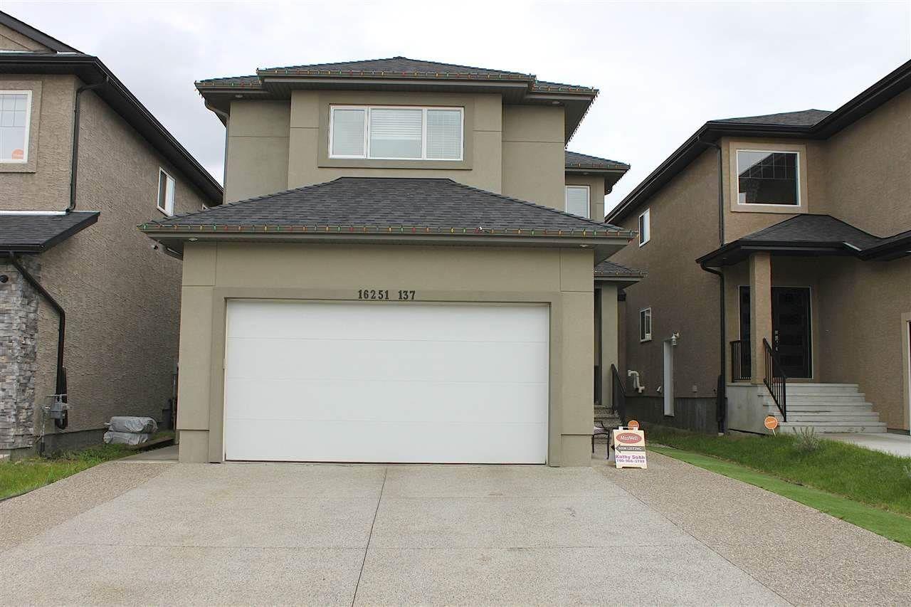 Main Photo: 16251 137 Street in Edmonton: Zone 27 House for sale : MLS®# E4129523
