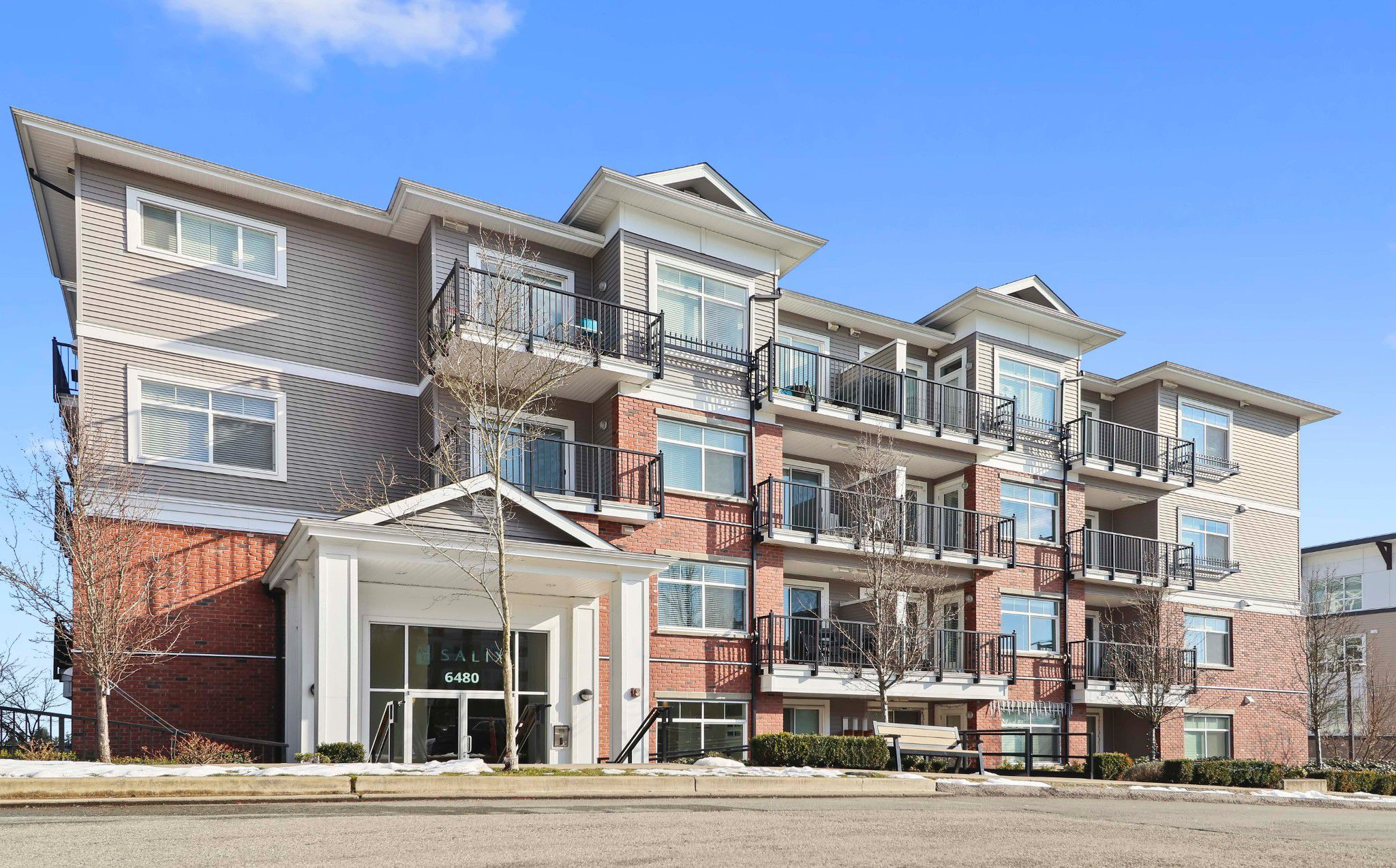 "Main Photo: 506 6480 195A Street in Surrey: Clayton Condo for sale in ""Salix"" (Cloverdale)  : MLS®# R2341851"