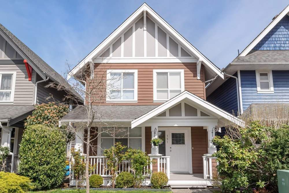 """Main Photo: 151 PIER Place in New Westminster: Queensborough House for sale in """"Thompson's Landing"""" : MLS®# R2359902"""