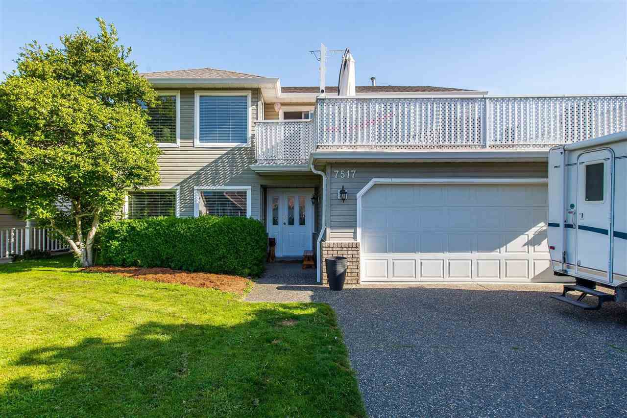Main Photo: 7517 ARBUTUS Drive: Agassiz House for sale : MLS®# R2366355