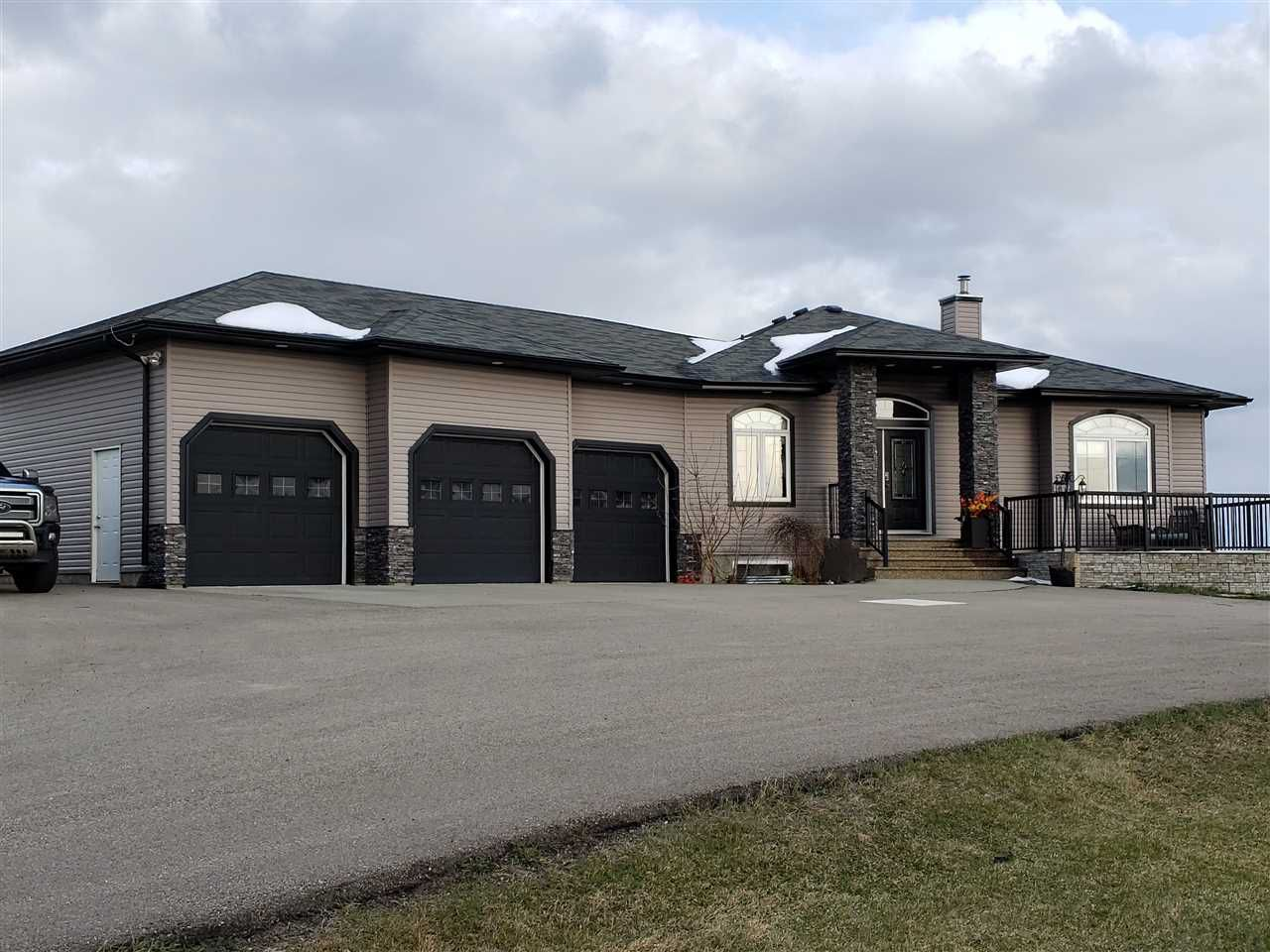 Main Photo: 3 28018 TWP ROAD 540: Rural Parkland County House for sale : MLS®# E4160411
