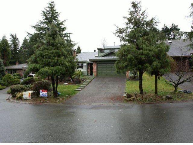 "Main Photo: 6720  COUGAR CT in Delta: Sunshine Hills Woods House for sale in ""SUNSHINE HILLS"" (N. Delta)  : MLS®# F1306065"