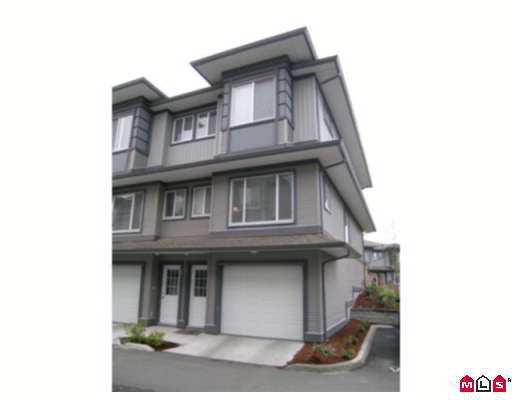 """Main Photo: 127 18701 66TH AV in Surrey: Cloverdale BC Townhouse for sale in """"Encore At Hillcrest"""" (Cloverdale)  : MLS®# F2620523"""