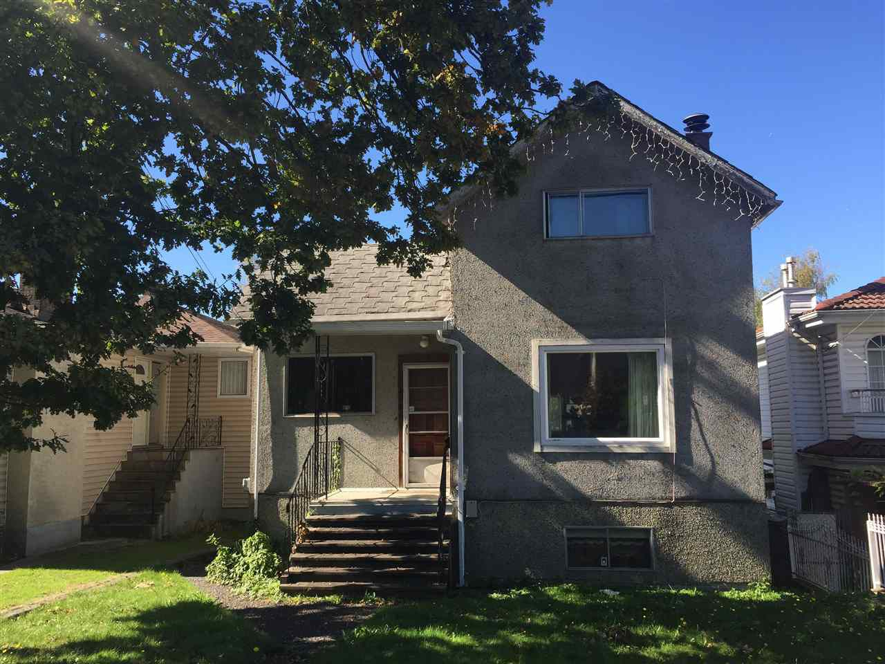 Main Photo: 4031 VICTORIA Drive in Vancouver: Victoria VE House for sale (Vancouver East)  : MLS®# R2004398