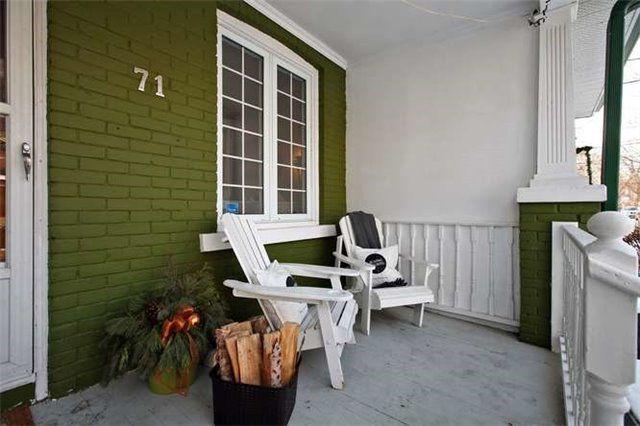 Main Photo: 71 Burgess Avenue in Toronto: East End-Danforth House (2-Storey) for sale (Toronto E02)  : MLS®# E3395651