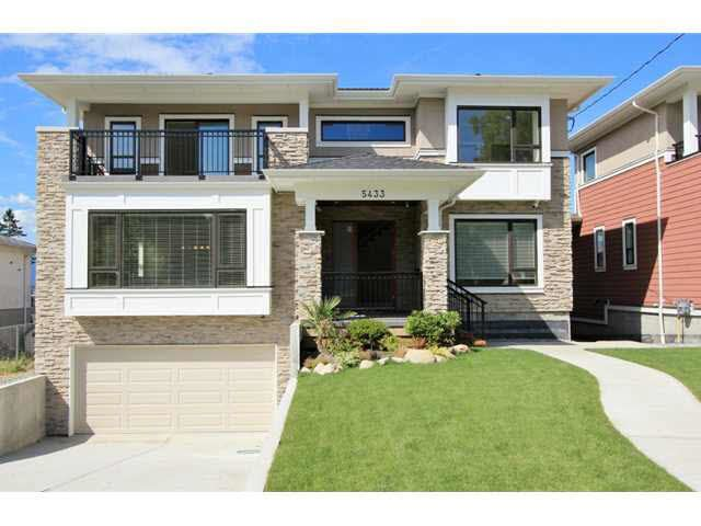Main Photo: 5433 HARDWICK Street in Burnaby: Central BN House for sale (Burnaby North)  : MLS®# R2042234