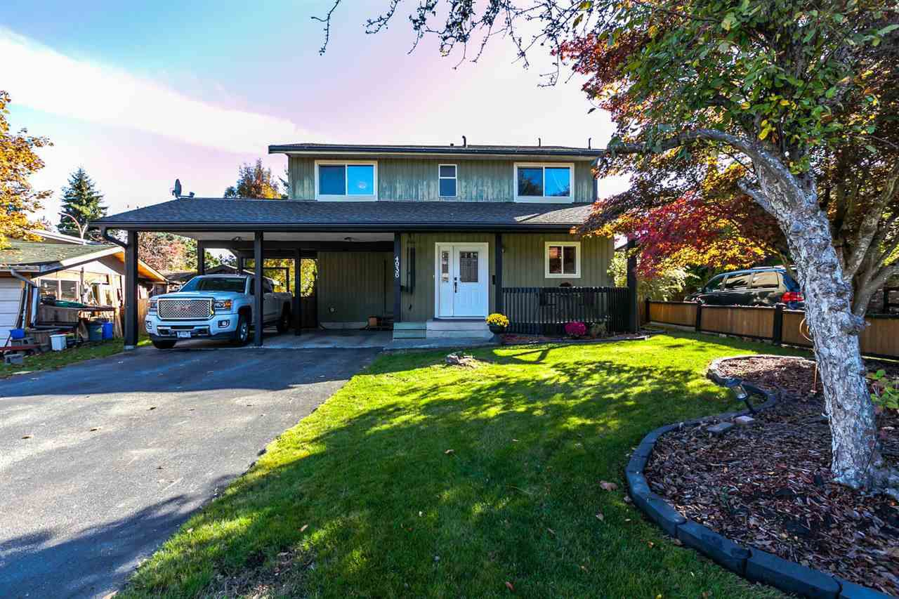 Main Photo: 4936 207B Street in Langley: Langley City House for sale : MLS®# R2117178